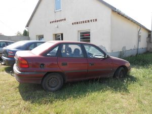 ASTRA F (T92) 1.4 Si